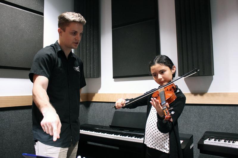 lecciones de violin