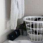 Organizando el cuarto de lavado