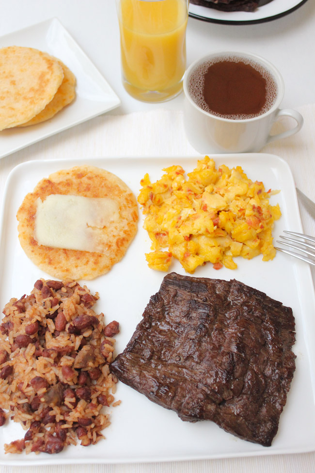 Desayuno trancao receta