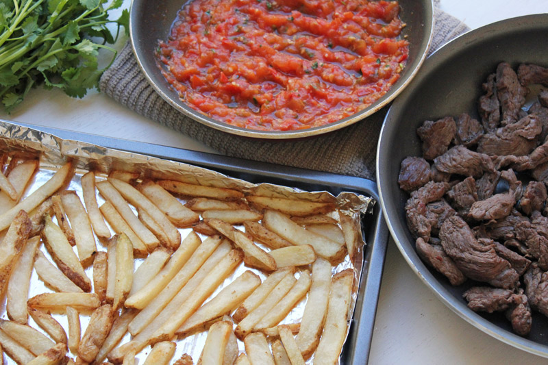 picada de bistec a caballo receta colombiana