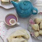 Sándwiches para té