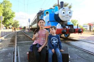 Un día con Thomas y sus amigos