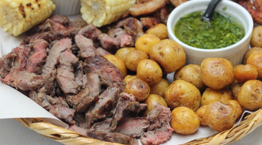 Picada de carnes