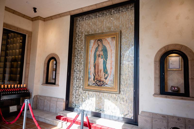 Virgen de Guadalupe Los Angeles