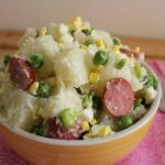 Colombian Potato Salad