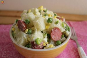 Colombian Potato Salad