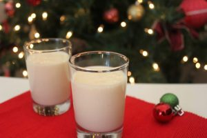 Sabajón (Colombian Egg Nog)