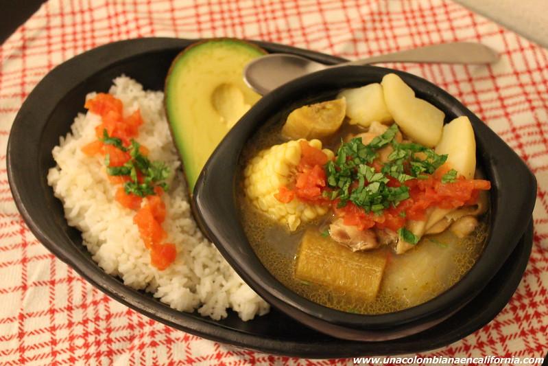 Colombian Chicken Sancocho