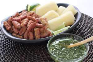 Chunchulla en Air Fryer (chunchullo)